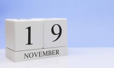 Efemérides de música de este 19 de noviembre