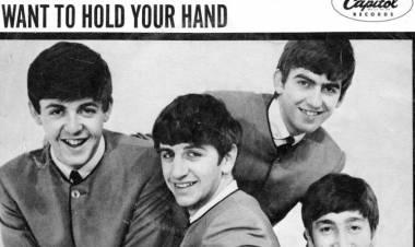 El 29 de noviembre de 1963 se publicó en el Reino Unido el quinto single de los Beatles: 'I want to hold your hand'