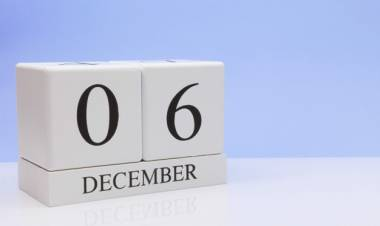 Efemérides de música de este 6 de diciembre