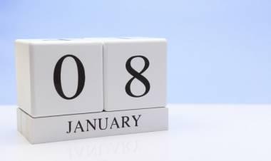 Efemérides de música de este 8 de enero