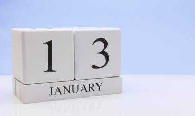 Efemérides de música de este 13 de enero
