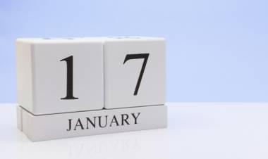 Efemérides de música de este 17 de enero