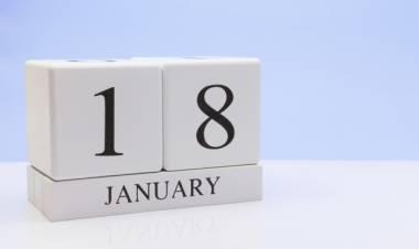 Efemérides de música de este 18 de enero