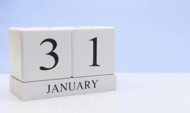 Efemérides de música de este 31 de enero