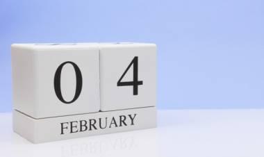 Efemérides de música de este 4 de febrero