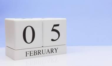 Efemérides de música de este 5 de febrero