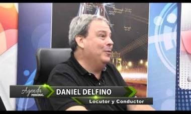 Nota a Daniel Delfino, Así nace Antología