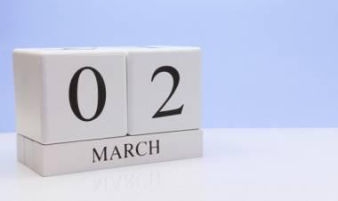 Efemérides de música de este 2 de marzo