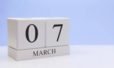 Efemérides de música de este 7 de marzo