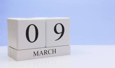 Efemérides de música de este 9 de marzo