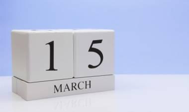 Efemérides de música de este 15 de marzo