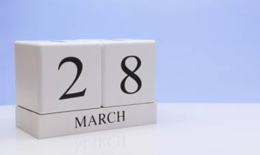 Efemérides de música de este 28 de marzo