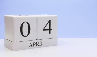 Efemérides de música de este 04 de abril