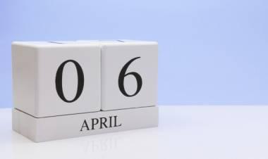 Efemérides de música de este 6 de abril