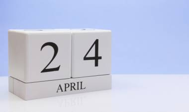 Efemérides de música de este 24 de abril