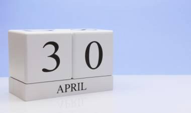 Efemérides de música de este 30 de abril