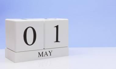 Efemérides de música de este 1 de mayo