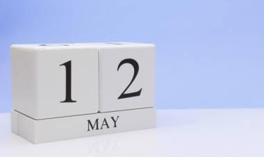 Efemérides de música de este 12 de mayo