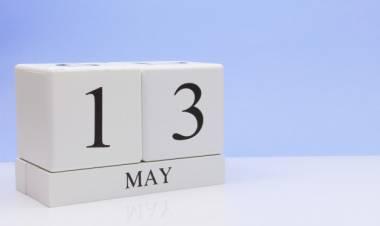 Efemérides de música de este 13 de mayo