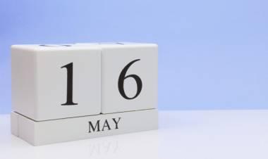 Efemérides de música de este 16 de mayo