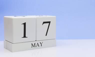 Efemérides de música de este 17 de mayo