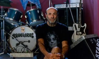 Héctor Starc uno de los pioneros del rock nacional en la Argentina