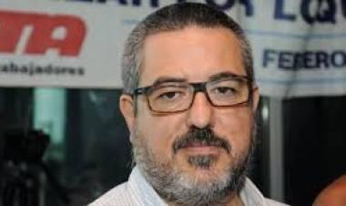 José Testoni de la CTA Santa Fe y el rechazo a la Ley complementaria de ART