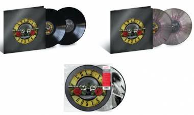 Guns N' Roses reeditará, por primera vez en vinilo, su 'Greatest Hits'