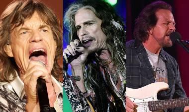 """The Rolling Stones,Steven TyleryJoe Perry(Aerosmith),R.E.M,Lionel Richie,Green Day,Pearl JamyBlondie, Sia, Green Day, Adele y Mick Jagger: entre los artistas que han dicho """"no con mi música"""" a los líderes políticos"""