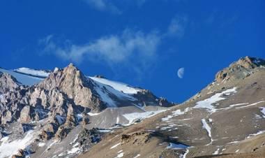 Hoy junto a Jorge Peroni conocemos el Volcán Domuyo en la provincia de Neuquén