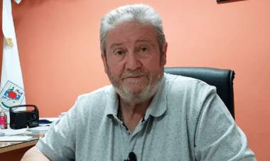 Beto Pallero, presidente comunal de Monte Vera por la aparición de 3 casos positivos de coronavirus