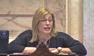 Gisela Scaglia pide una Ley de Etiquetado Preferencial para Sucedáneos de la Leche Materna
