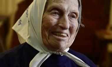 Hugo Kofman y el recuerdo de su madre Queca, madre de plaza de mayo recientemente fallecida