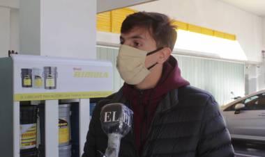 Mariano Boz y la situación de las estaciones de combustible en tiempos de pandemia