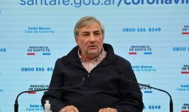 """Rubén Michlig: """"El bono que ofrecimos a los empleados públicos refleja la fuerte caída de la recaudación"""""""