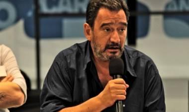 Claudio Leoni y el paro convocado por Festram en rechazo al ofrecimiento unilateral del bono provincial