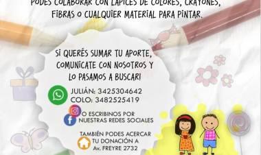 """Julián Martínez nos cuenta de la campaña solidaria """"Pintemos Sonrisas"""""""