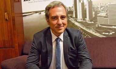Oscar Martínez y la aprobación del Observatorio de las víctimas en Santa Fe