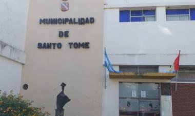 Martín Giménez, secretario de gobierno de Santo Tomé abordó los temas de seguridad en la ciudad