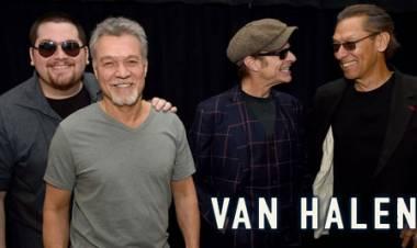 La historia de Van Halen será explorada en un nuevo libro biográfico