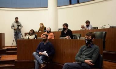 Paradores de playa: El Concejo recibió a funcionarios municipales