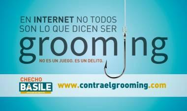 Lanzan una web para combatir el grooming