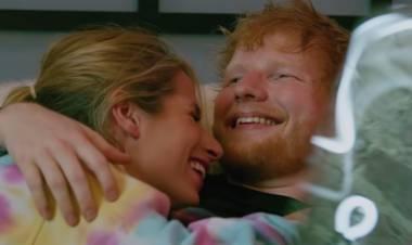 Ed Sheeran y su esposa Cherry Seaborn tuvieron una niña