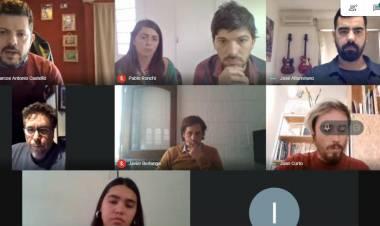 Lula García y el reclamo de la Mesa de Espacios Culturales de Santa Fe para recuperar sus actividades