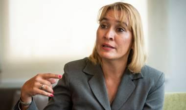 """Lorena Matzen: """"Buscamos un sistema de votación que simplifique la elección del ciudadano"""""""