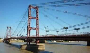 Día Mundial de la Fibrosis Quística: Se iluminará de color verde el Puente Colgante