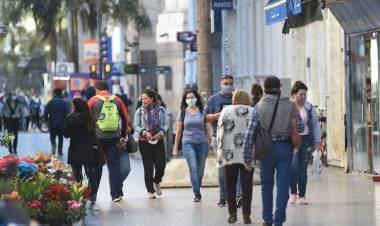 Jorge Baremberg y la preocupación del Centro Comercial por el posible retroceso de fase en Santa Fe