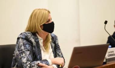 Luciana Ceresola y la visión de un enfermo de Covid 19 en primera persona