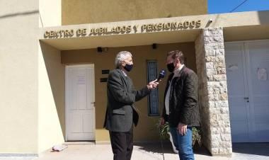 Rodrigo Borla entregó aporte s a entidades educativas y organizaciones intermedias del Dpto. San Justo