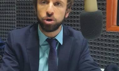"""Andrés Abramovich: """"La abogacía es una actividad esencial y prohibirla es un atentado al estado de derecho"""""""